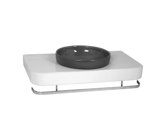 Water Jewels Ceramic counter by VitrA Bad | Vanity units