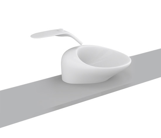 Freedom Counter washbasin by VitrA Bad | Wash basins