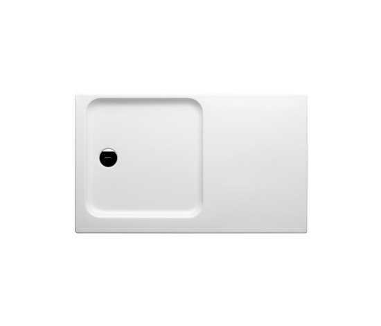 Mod Walk-in Shower tray, rectangular by VitrA Bad | Shower trays