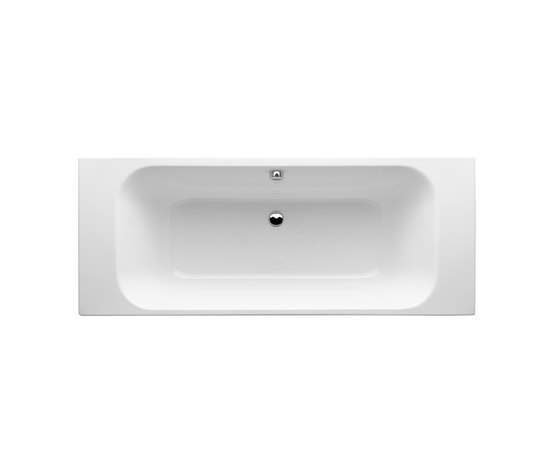 Mod Bathtub by VitrA Bad | Built-in bathtubs