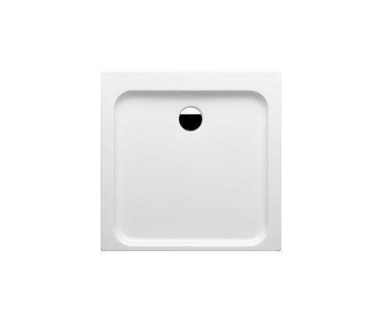 Mod Flat Shower tray, square by VitrA Bad | Shower trays
