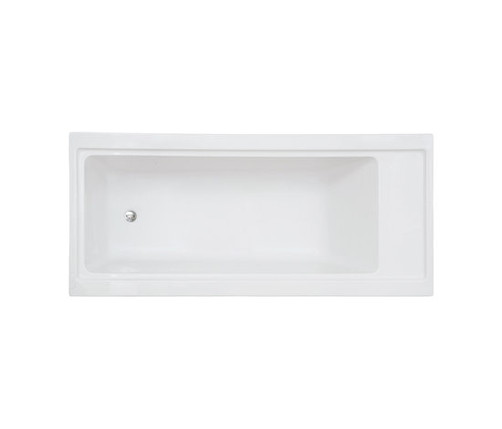 Shift Pure, Bathtub by VitrA Bad | Built-in bathtubs