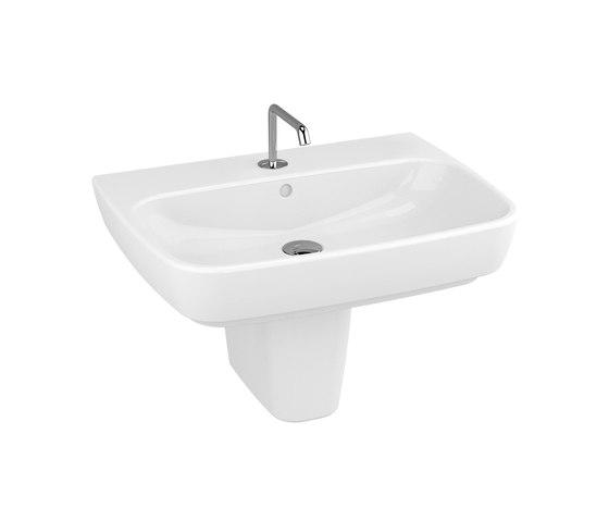 Shift Washbasin, 55 cm by VitrA Bad | Wash basins