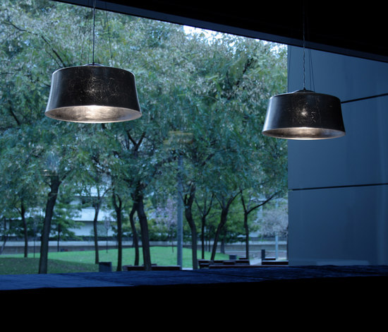 Mauro S40 Pendant by Luz Difusión | General lighting