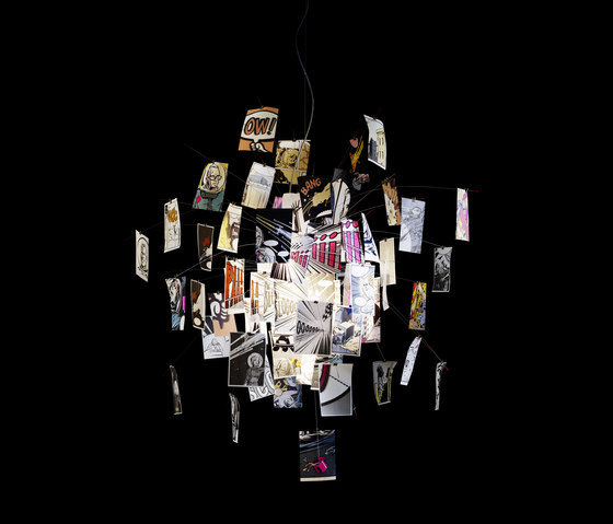 BangBoom! Zettel'z by Ingo Maurer | General lighting