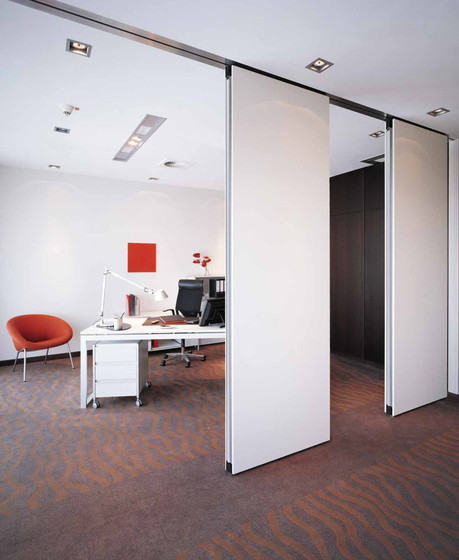 MOVEO Smart Line by dormakaba | Movable walls