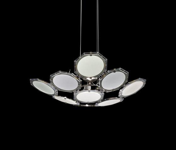 Double C-Future de Ingo Maurer | Iluminación general