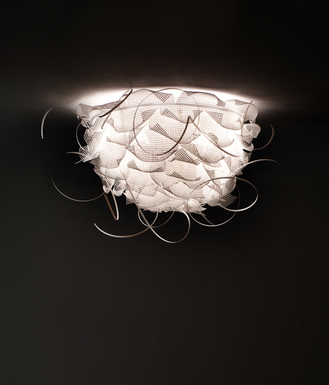 Struk C3 Ceiling lamp by Luz Difusión | General lighting