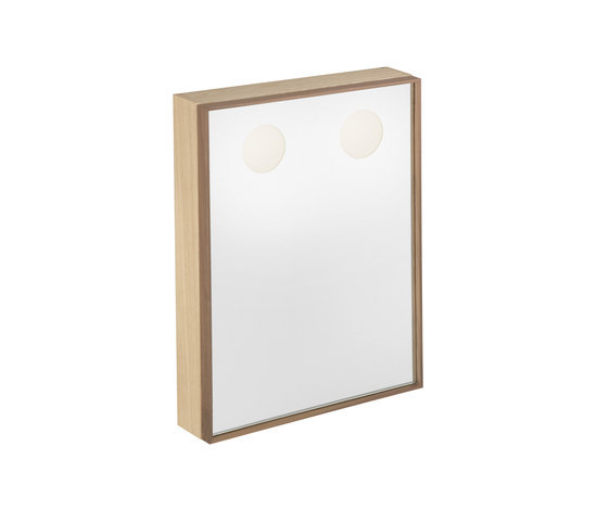 Pure Stone Mirror cabinet by Villeroy & Boch | Mirror cabinets