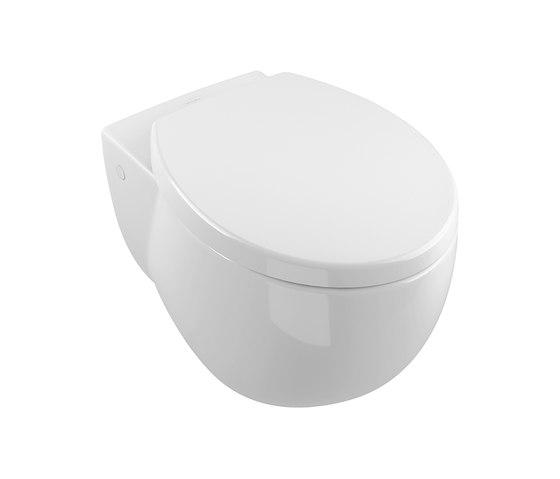 Aveo New Generation WC a cacciata di Villeroy & Boch | Vasi
