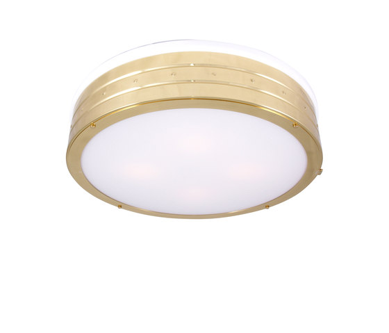 Sailor ceiling lamp di Woka | Illuminazione generale