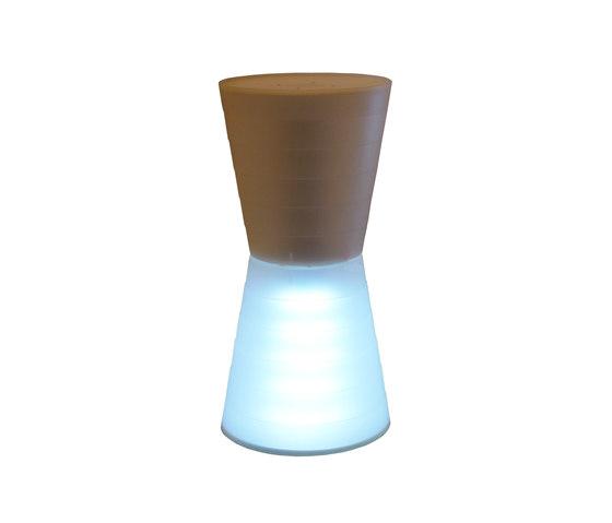 Timelight table lamp di Woka | Illuminazione generale