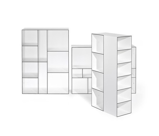 WOGG CARO Shelf Box by WOGG | Office shelving systems