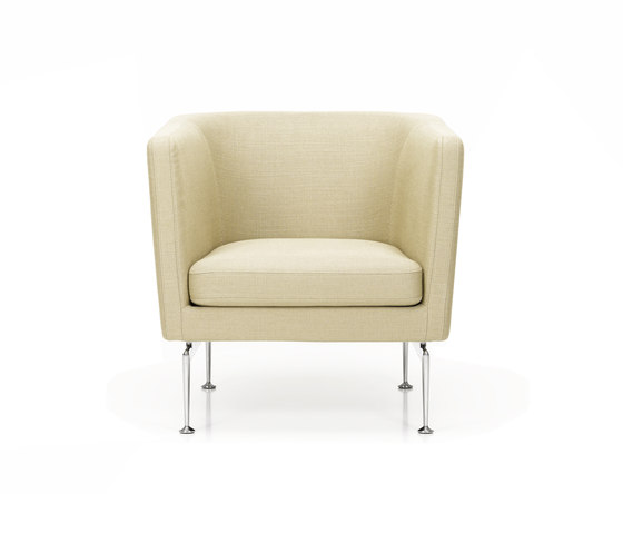Suita Club Fauteuil by Vitra | Lounge chairs