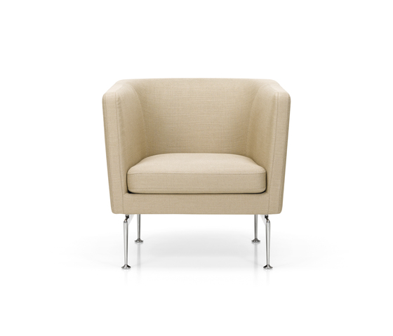 Suita Club Fauteuil by Vitra | Armchairs