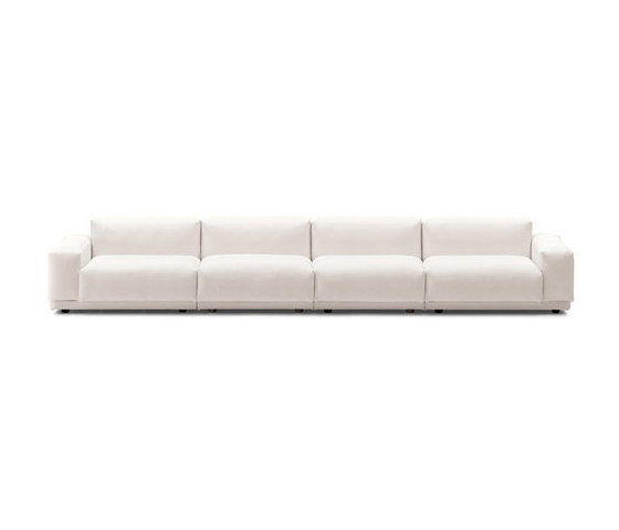 Place Sofa 4-seater by Vitra | Sofas
