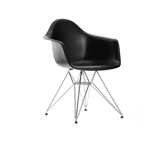 eames plastic armchair by vitra dar dal daw dax. Black Bedroom Furniture Sets. Home Design Ideas
