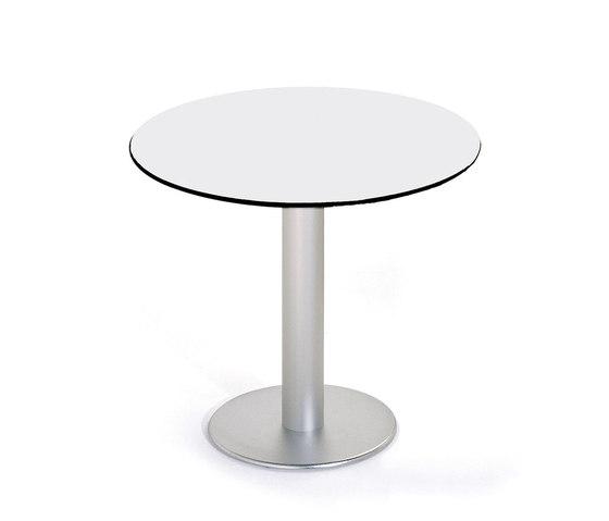 Zero Compacto de STUA | Mesas para cafeterías