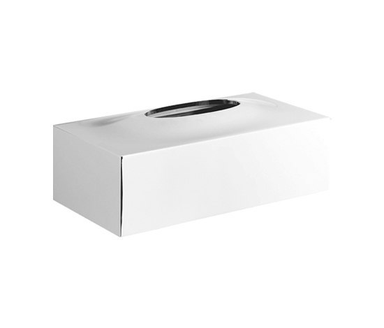Istanbul Tissue box by VitrA Bad | Paper towel dispensers