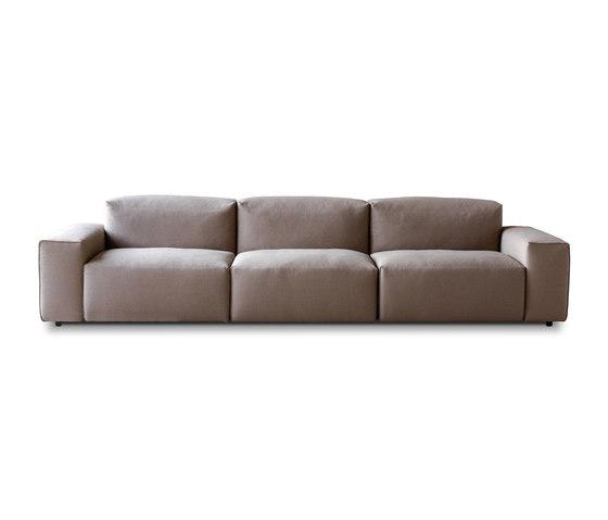 Forever 715 Canapé de Vibieffe | Éléments de sièges modulables