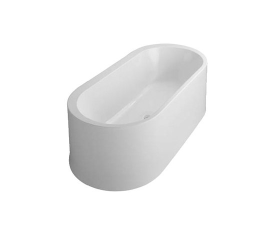 Istanbul Oval Bathtub, freestanding by VitrA Bad | Free-standing baths