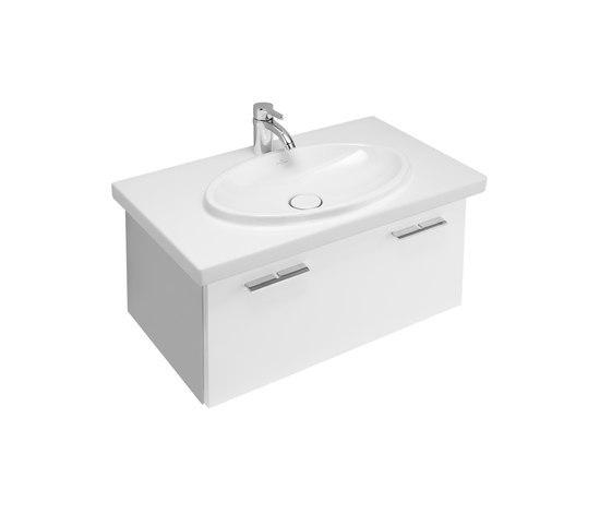 Central Mobile per lavabo per mobile di Villeroy & Boch | Mobili lavabo