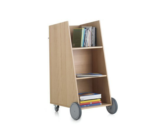 Jakin by Sellex | Book trolleys
