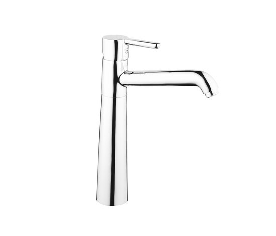 Options Single lever basin mixer for counter washbasins di VitrA Bad | Rubinetteria per lavabi