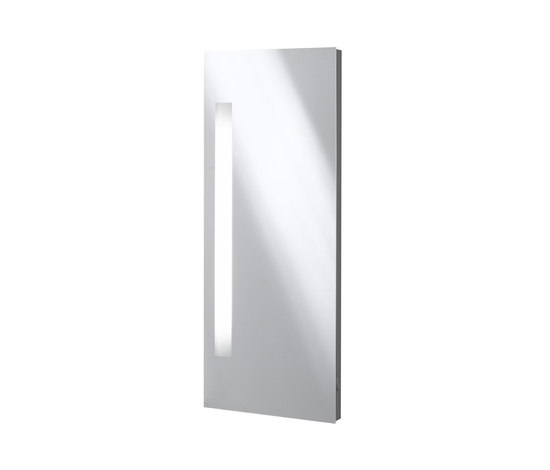 Options Cloakroom mirror by VitrA Bad | Wall mirrors