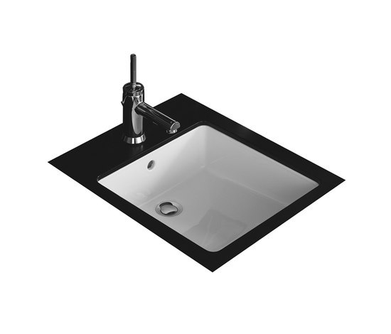 Options Nuovella, Undercounter basin by VitrA Bad | Wash basins
