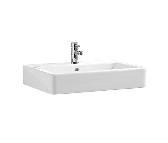 Options Nuovella, Counter washbasin by VitrA Bad   Wash basins