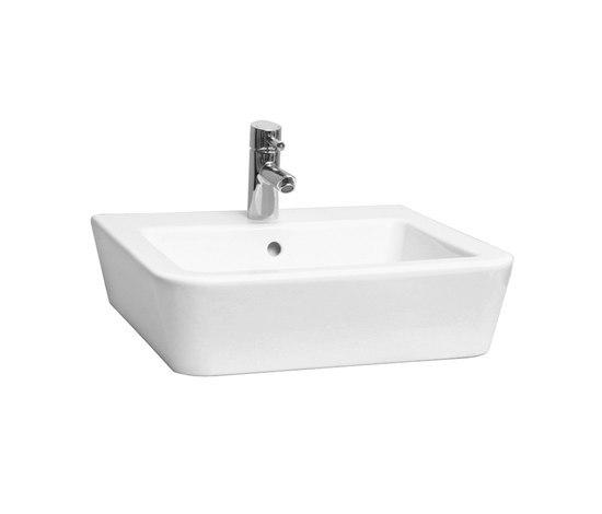 Options Matrix, Counter washbasin by VitrA Bad | Wash basins