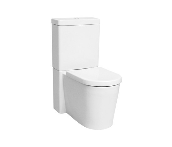 Options Floor standing WC back to wall di VitrA Bad | Vasi