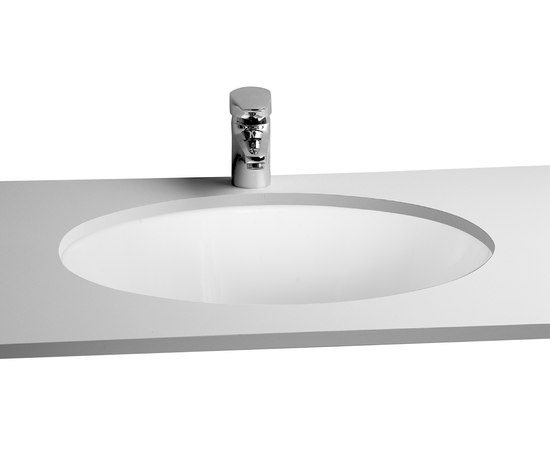 Options Matrix, Undercounter basin by VitrA Bad | Wash basins