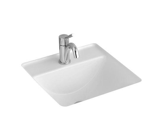 Loop & Friends Undercounter washbasin by Villeroy & Boch | Wash basins