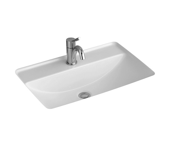 loop friends undercounter washbasin wash basins from villeroy boch architonic. Black Bedroom Furniture Sets. Home Design Ideas