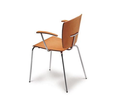 Agora fauteuil de Sellex | Chaises polyvalentes