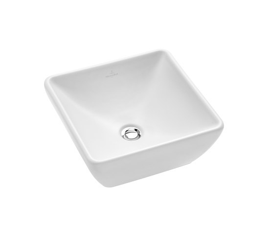 Loop & Friends Surface-mounted washbasin by Villeroy & Boch | Wash basins