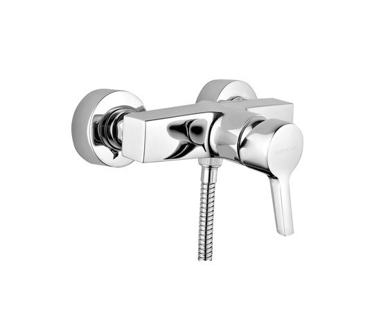 S50 Single lever shower mixer by VitrA Bad | Shower taps / mixers