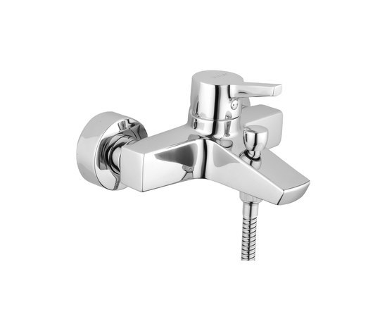 S50 Single lever bath and shower mixer by VitrA Bad | Shower taps / mixers