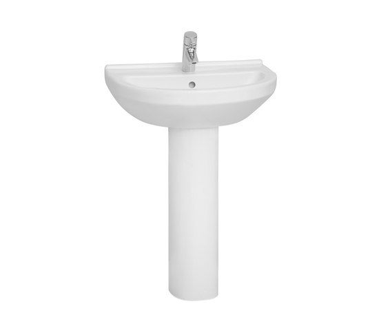 S50 Washbasin, 60 cm by VitrA Bad | Wash basins