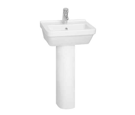 S50 Cloakroom basin, 45 cm by VitrA Bad | Wash basins