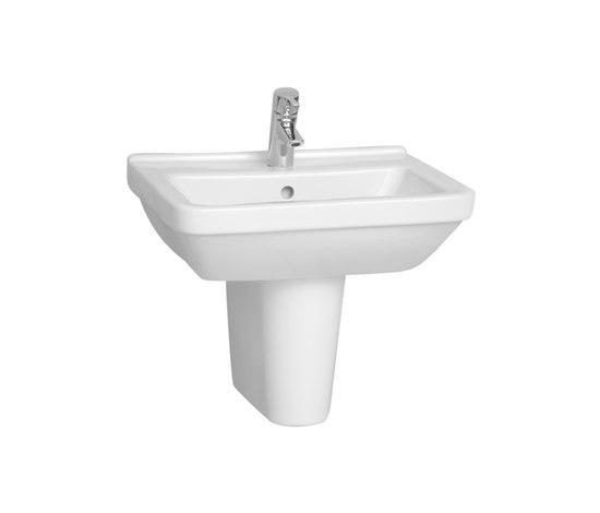 S50 Washbasin, 55 cm by VitrA Bad | Wash basins
