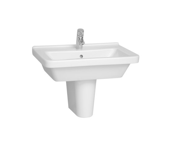 S50 Washbasin, 65 cm by VitrA Bad | Wash basins
