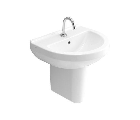 S50 Washbasin, 50 cm by VitrA Bad | Wash basins