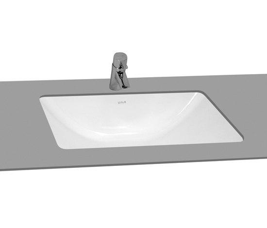 S20 Undercounter basin, 48 cm by VitrA Bad | Wash basins