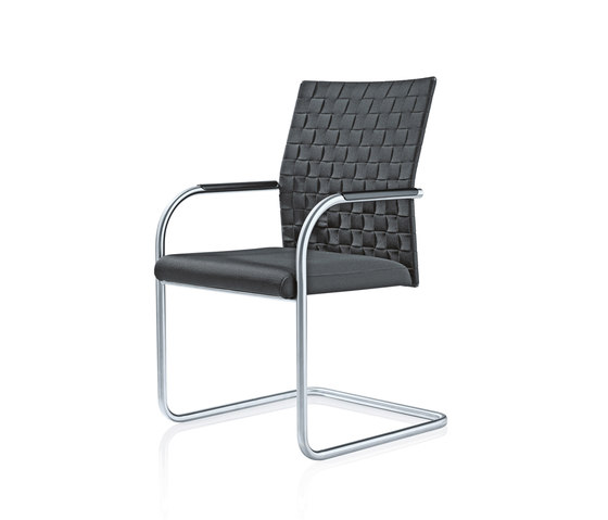 CORPO Cantilever chair by Girsberger | Chairs