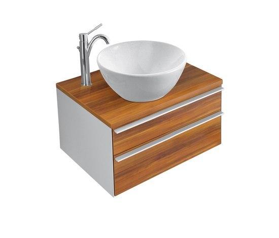 Shape Vanity unit for vanity washbasin by Villeroy & Boch | Vanity units