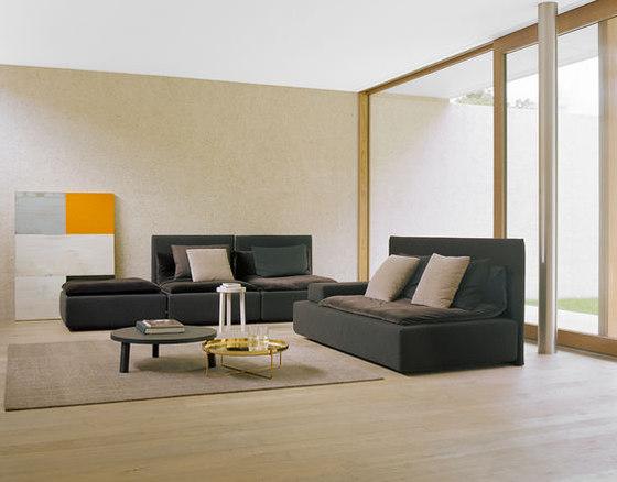 SF03 SHIRAZ by e15 | Modular seating elements