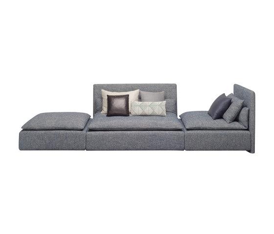 SHIRAZ by e15 | Lounge sofas